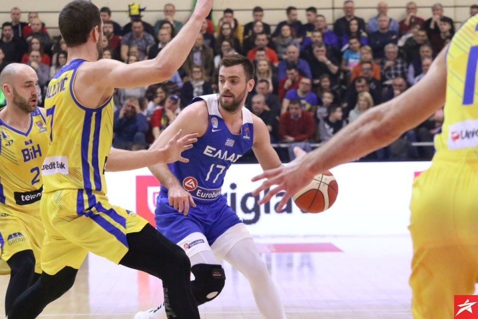 Krajem mjeseca žrijeb grupa za Eurobasket, bh. košarkaši u